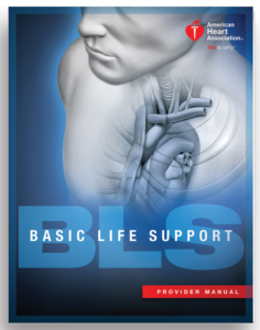 BLS CPR AED for Professional Rescuer and Healthcare Providers