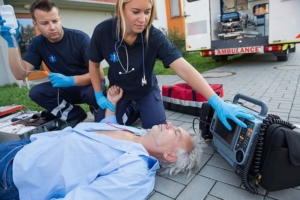 Paramedic, BLS/CPR Course